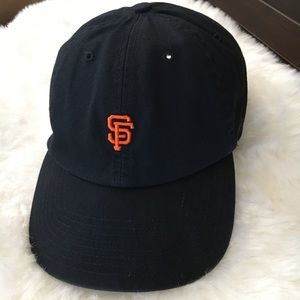 7d58b479209 47 Brand Accessories - San Francisco SF Giants Dad Hat